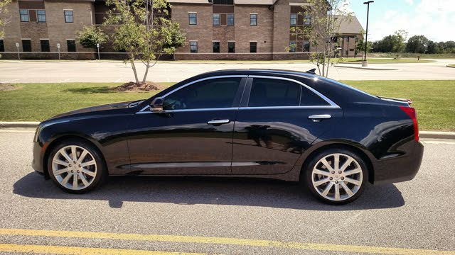 Picture of 2013 Cadillac ATS 3.6L Luxury RWD, exterior, gallery_worthy