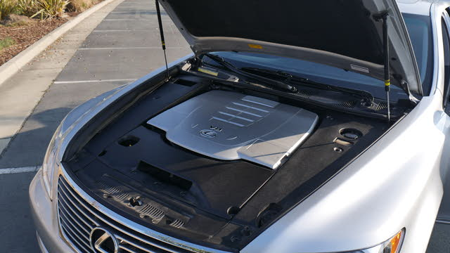 Picture of 2008 Lexus LS 460 RWD, engine, gallery_worthy