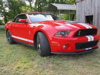 Picture of 2011 Ford Mustang Shelby GT500 Convertible RWD, gallery_worthy