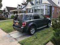 2012 Ford Escape Hybrid Overview