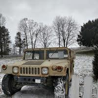 1989 AM General Humvee Overview