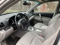 Picture of 2009 Toyota Highlander Sport 4WD, interior, gallery_worthy