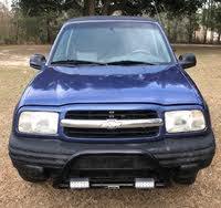 Picture of 1999 Chevrolet Tracker 2-Door Soft Top 4WD, exterior, gallery_worthy