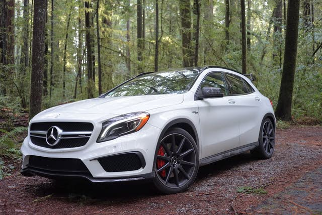 Picture of 2017 Mercedes-Benz GLA-Class GLA AMG 45, gallery_worthy