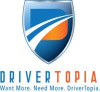 Drivertopia  logo