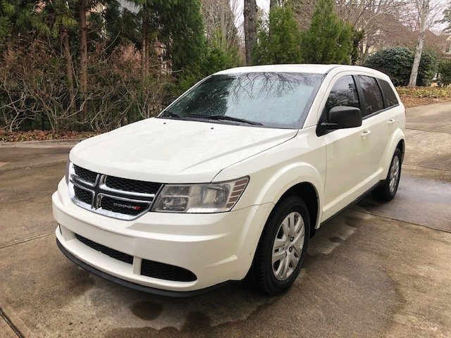 Picture of 2014 Dodge Journey Crossroad FWD, exterior, gallery_worthy