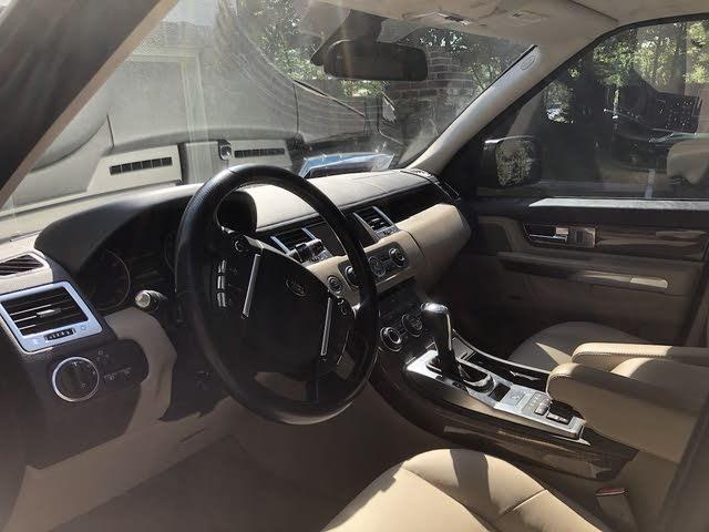 Range Rover Sport Interior >> 2012 Land Rover Range Rover Sport Interior Pictures Cargurus