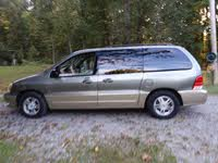 Picture of 2005 Ford Freestar Limited, exterior, gallery_worthy