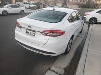 Picture of 2018 Ford Fusion SE, exterior, gallery_worthy