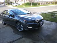 Picture of 2018 Honda Clarity Hybrid Plug-In  FWD, exterior, gallery_worthy