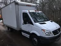 Picture of 2012 Mercedes-Benz Sprinter 3500 170 WB Regular Cab DRW Chassis, exterior, gallery_worthy
