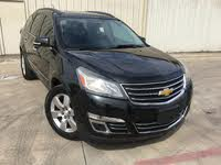 Picture of 2013 Chevrolet Traverse LTZ FWD, exterior, gallery_worthy