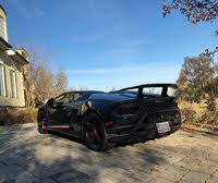 Picture of 2018 Lamborghini Huracan LP 640-4 Performante Spyder Convertible AWD, exterior, gallery_worthy