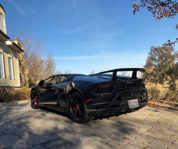 Cargurus Car Value: 2018 Lamborghini Huracan Price
