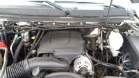 Picture of 2008 GMC Sierra 2500HD Work Truck Ext. Cab 4WD, engine, gallery_worthy