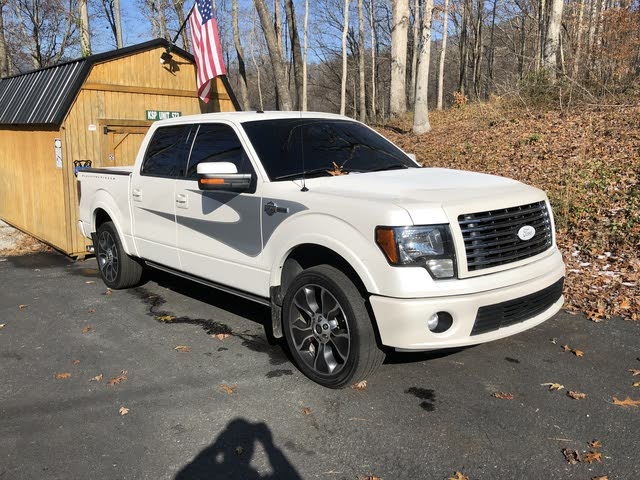 Picture of 2012 Ford F-150 Harley-Davidson SuperCrew 4WD