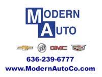 Modern Auto Company logo