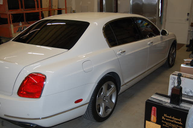 Picture of 2010 Bentley Continental Flying Spur W12 AWD