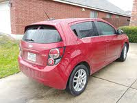 Picture of 2016 Chevrolet Sonic LT Hatchback FWD, exterior, gallery_worthy