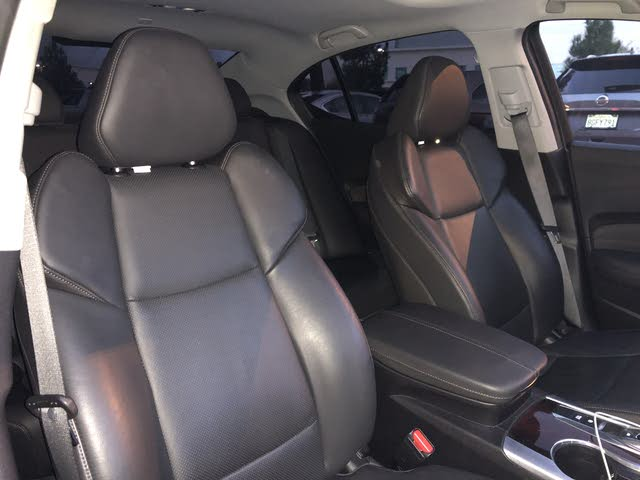 Picture of 2017 Acura TLX V6 FWD with Technology Package, interior, gallery_worthy