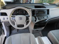 Picture of 2014 Toyota Sienna L 7-Passenger, interior, gallery_worthy