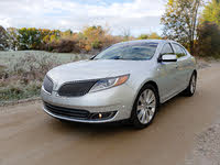 Picture of 2013 Lincoln MKS EcoBoost AWD, exterior, gallery_worthy