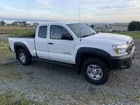 Picture of 2015 Toyota Tacoma Access Cab V6 4WD, exterior, gallery_worthy