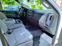 Picture of 2015 Chevrolet Silverado 2500HD Work Truck Crew Cab 4WD, interior, gallery_worthy