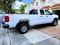 Picture of 2015 Chevrolet Silverado 2500HD Work Truck Crew Cab 4WD, exterior, gallery_worthy