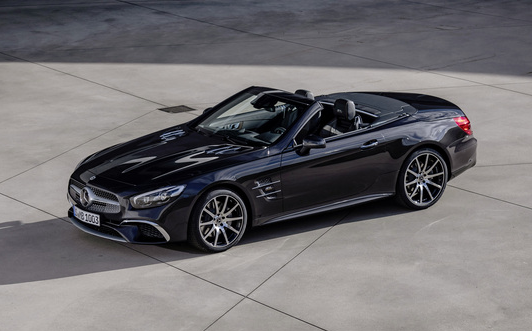 2019 Mercedes-Benz SLC-Class Grand Edition