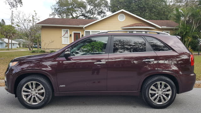 Picture of 2012 Kia Sorento SX 4WD