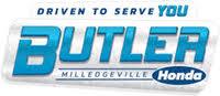 Butler Honda logo