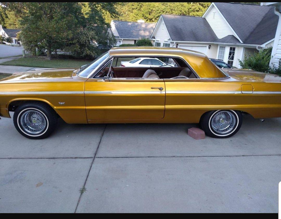 Chevrolet Impala Questions Can You Make A 1964 Hard Top Impala Convertible Cargurus