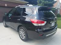 Picture of 2015 Nissan Pathfinder S 4WD, exterior, gallery_worthy