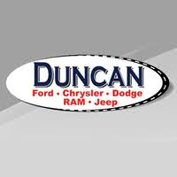Duncan Ford Chrysler Dodge Jeep Ram logo