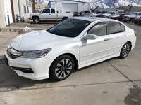 Picture of 2017 Honda Accord Hybrid Touring, exterior, gallery_worthy