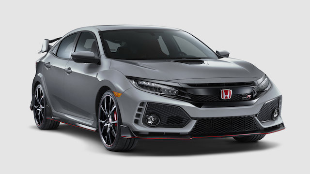 2019 Honda Civic Type R, exterior, manufacturer, gallery_worthy