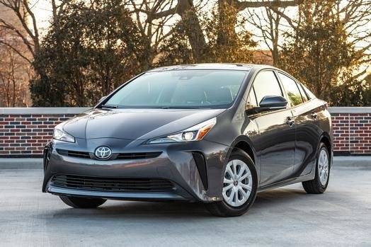2019 Toyota Prius, exterior, manufacturer, gallery_worthy