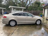 Picture of 2015 Ford Fusion Hybrid SE FWD, exterior, gallery_worthy