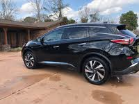 Picture of 2018 Nissan Murano Platinum FWD, exterior, gallery_worthy