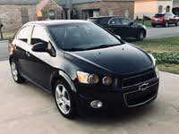 Picture of 2015 Chevrolet Sonic LTZ Sedan FWD, exterior, gallery_worthy