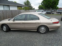 Picture of 2000 Mercury Sable GS Wagon FWD, exterior, gallery_worthy