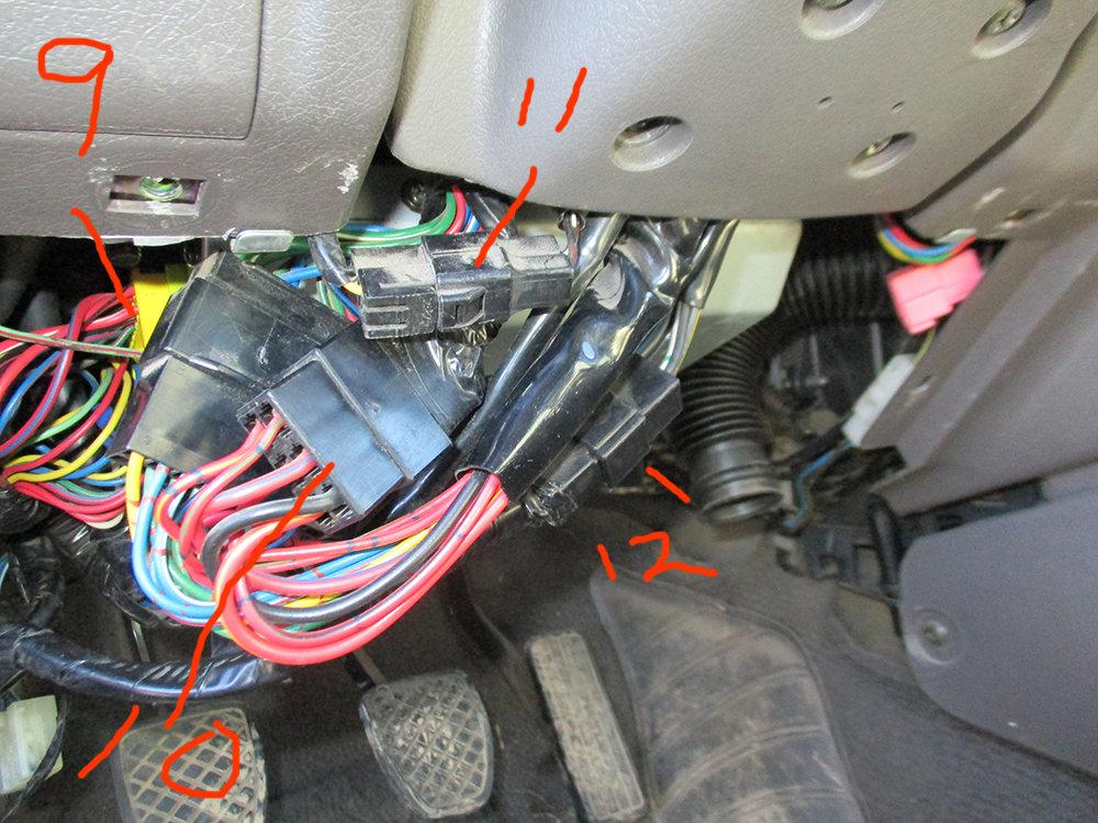 Subaru Loyale Questions - 1994 Subaru Loyale test connectors - CarGurus