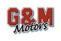 G&M Motors logo