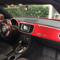 Picture of 2014 Volkswagen Beetle 1.8T Convertible with Sound and Navigation, interior, gallery_worthy