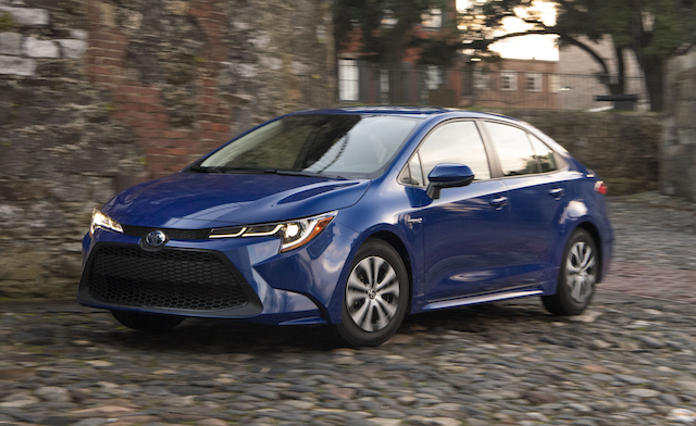 2020 Toyota Corolla Hybrid, exterior, manufacturer, gallery_worthy