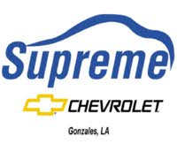 Supreme Chevrolet of Gonzales logo
