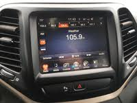 Picture of 2018 Jeep Cherokee Limited 4WD, interior, gallery_worthy