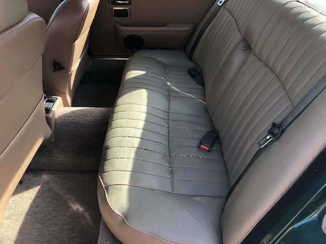 1985 Jaguar Xj Series Interior Pictures Cargurus