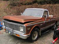 1971 Chevrolet C/K 20 Overview